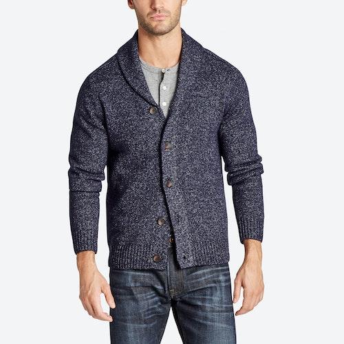 Cotton Jersey Shawl Collar Sweater | Bonobos