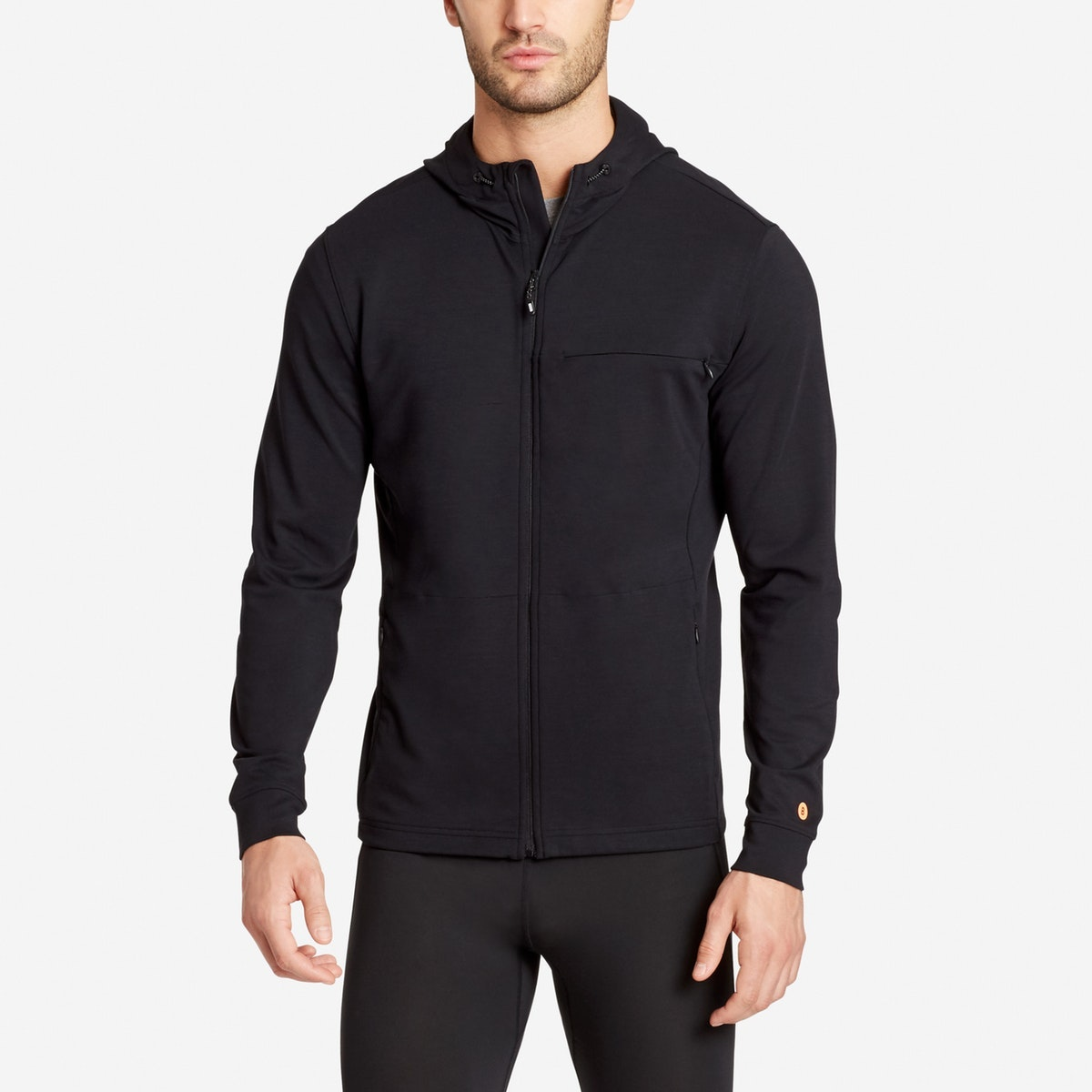 Stretch Performance Full-Zip Hoodie