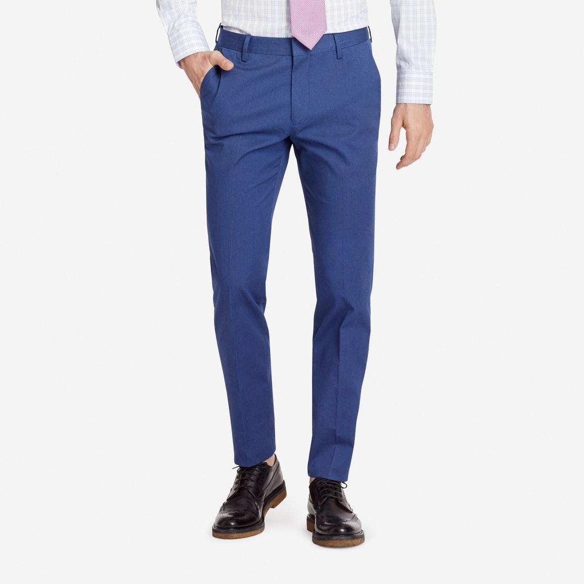 Jetsetter Stretch Italian Cotton Suit Pant thumbnail
