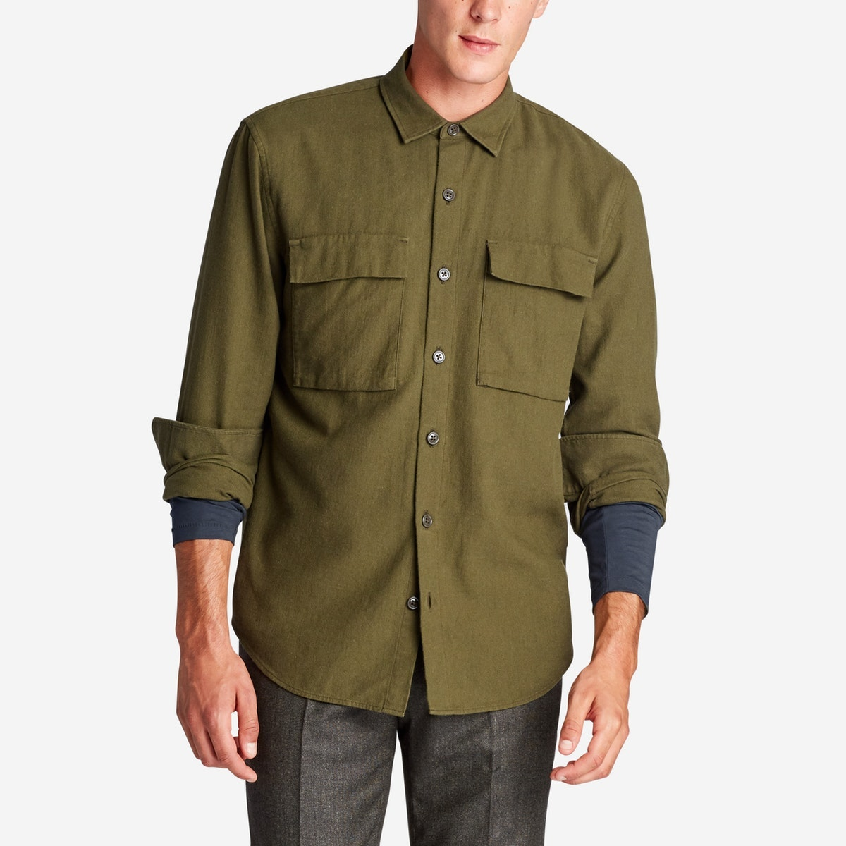 The Overshirt