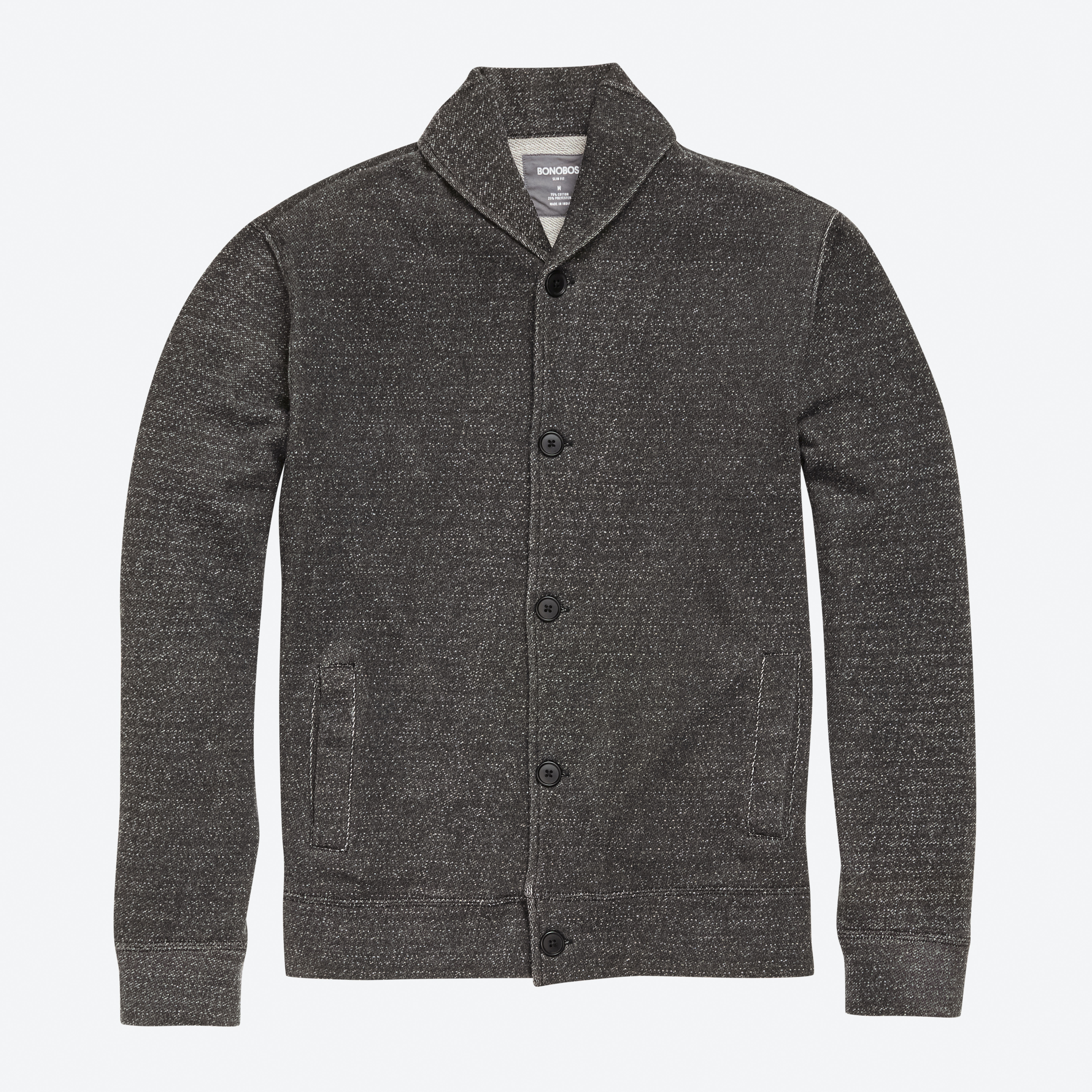 Terry Shawl Cardigan