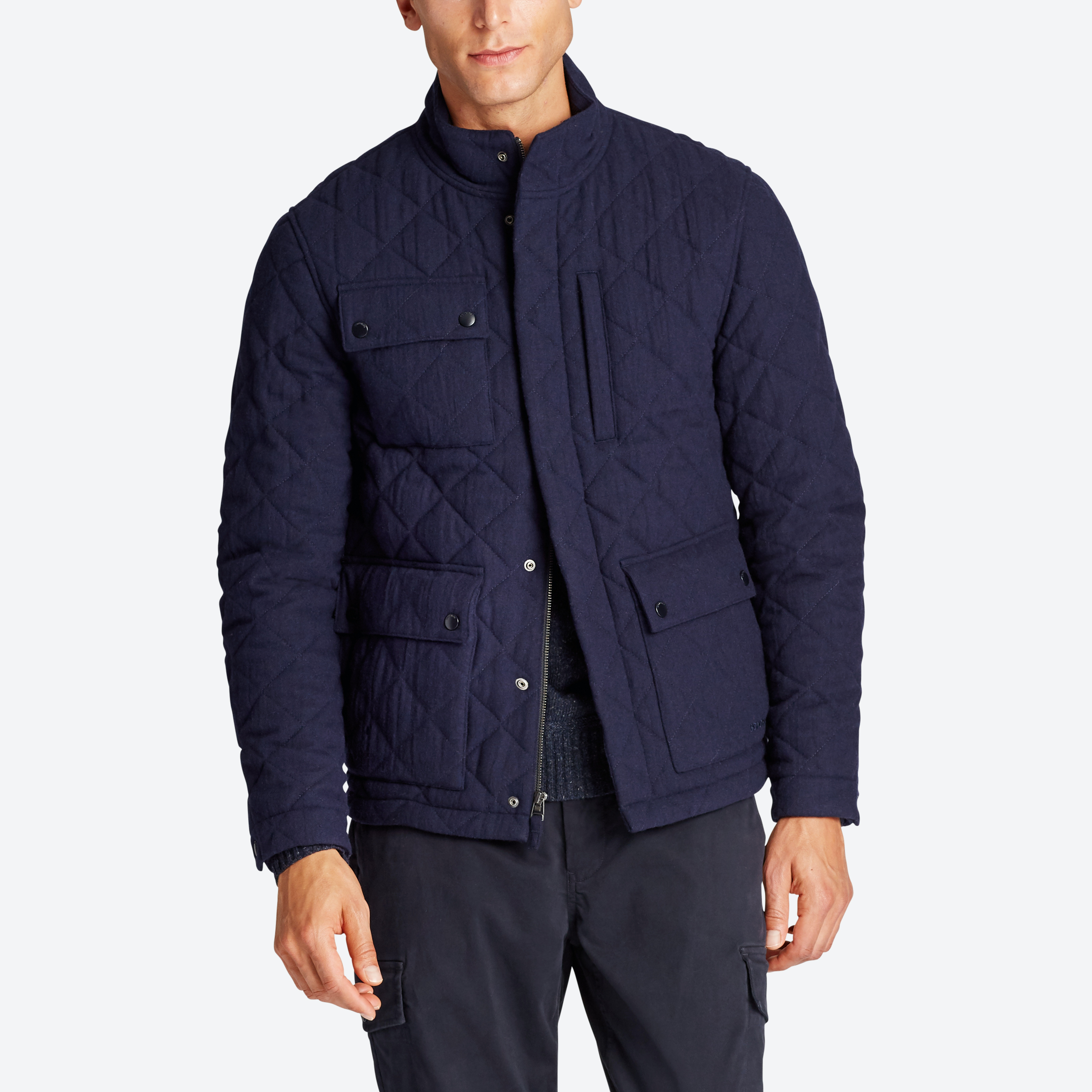 The Banff Quilted Jacket