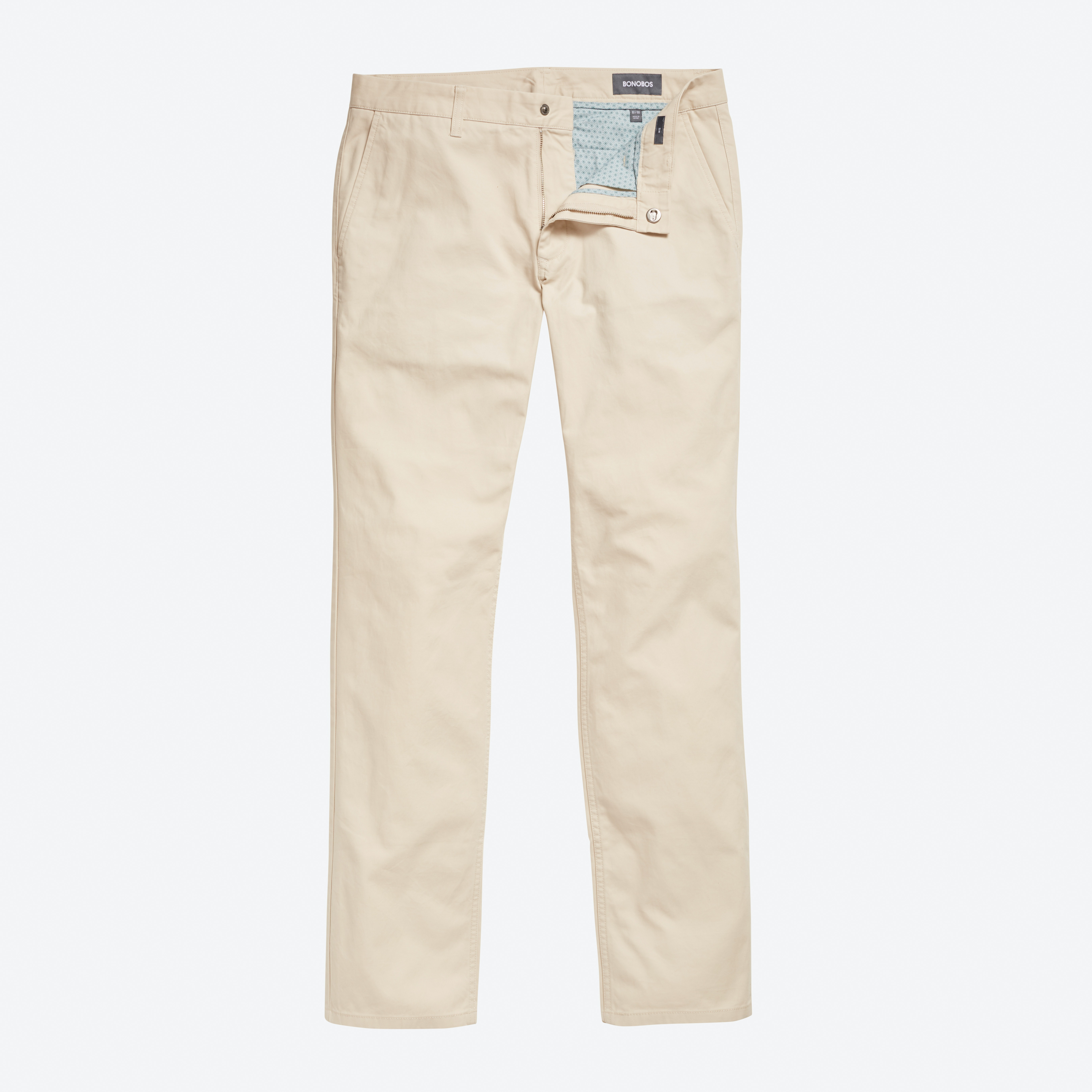 Washed Chinos