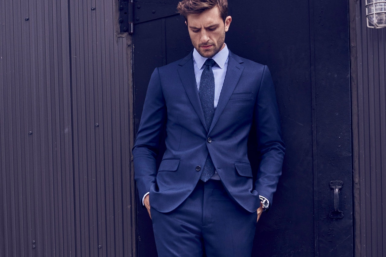Editorial photo for Suits category