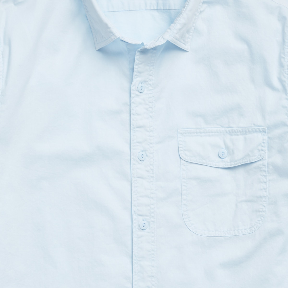 Washed Twill Shirt