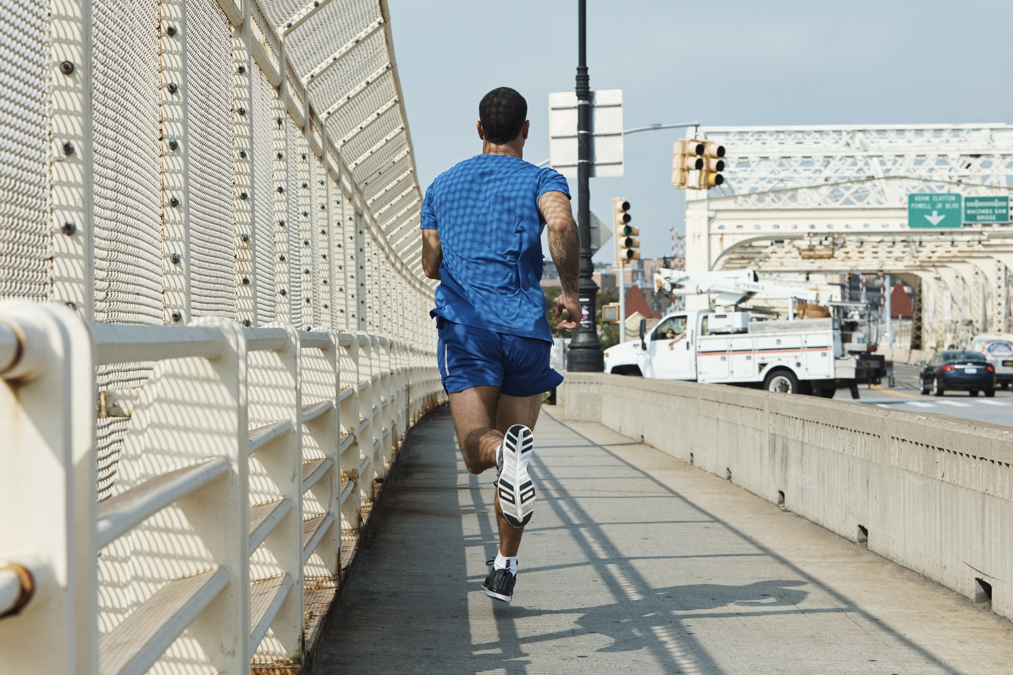 Editorial photo for Running Shorts category