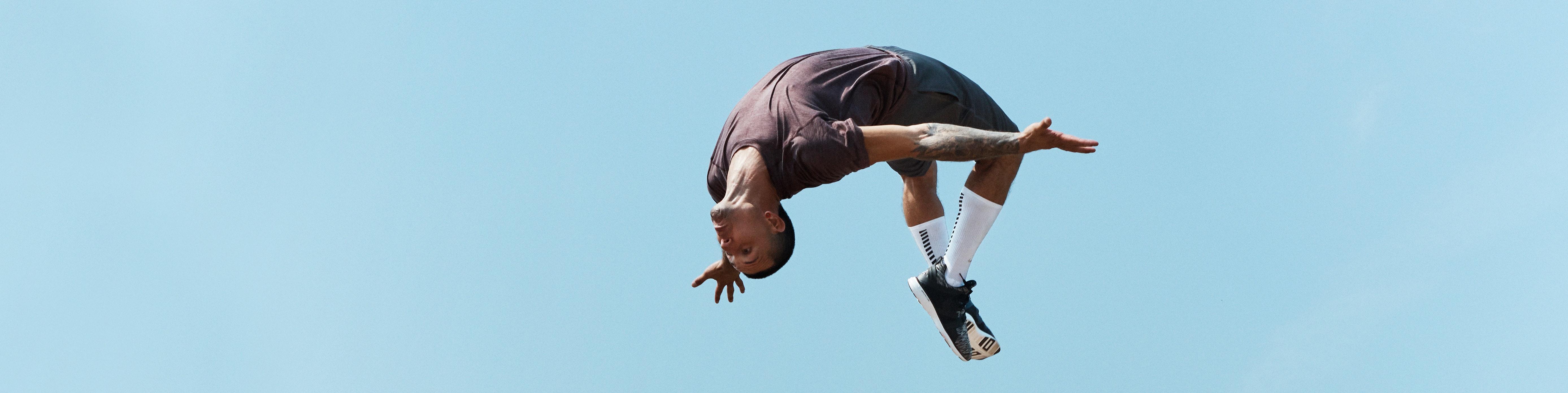 Muscle Tees & Tanks Hero Image