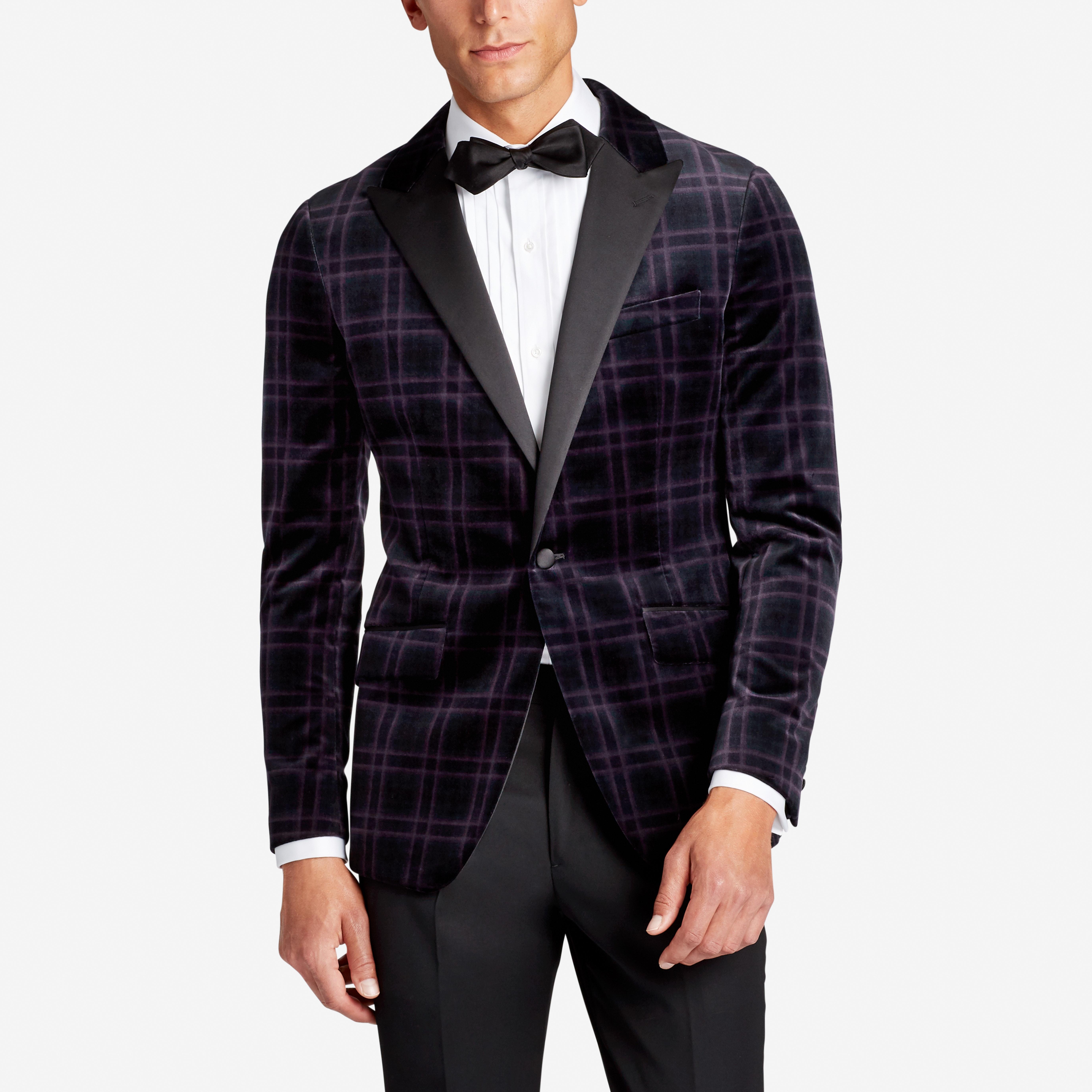 The Capstone Italian Velvet Tuxedo Jacket