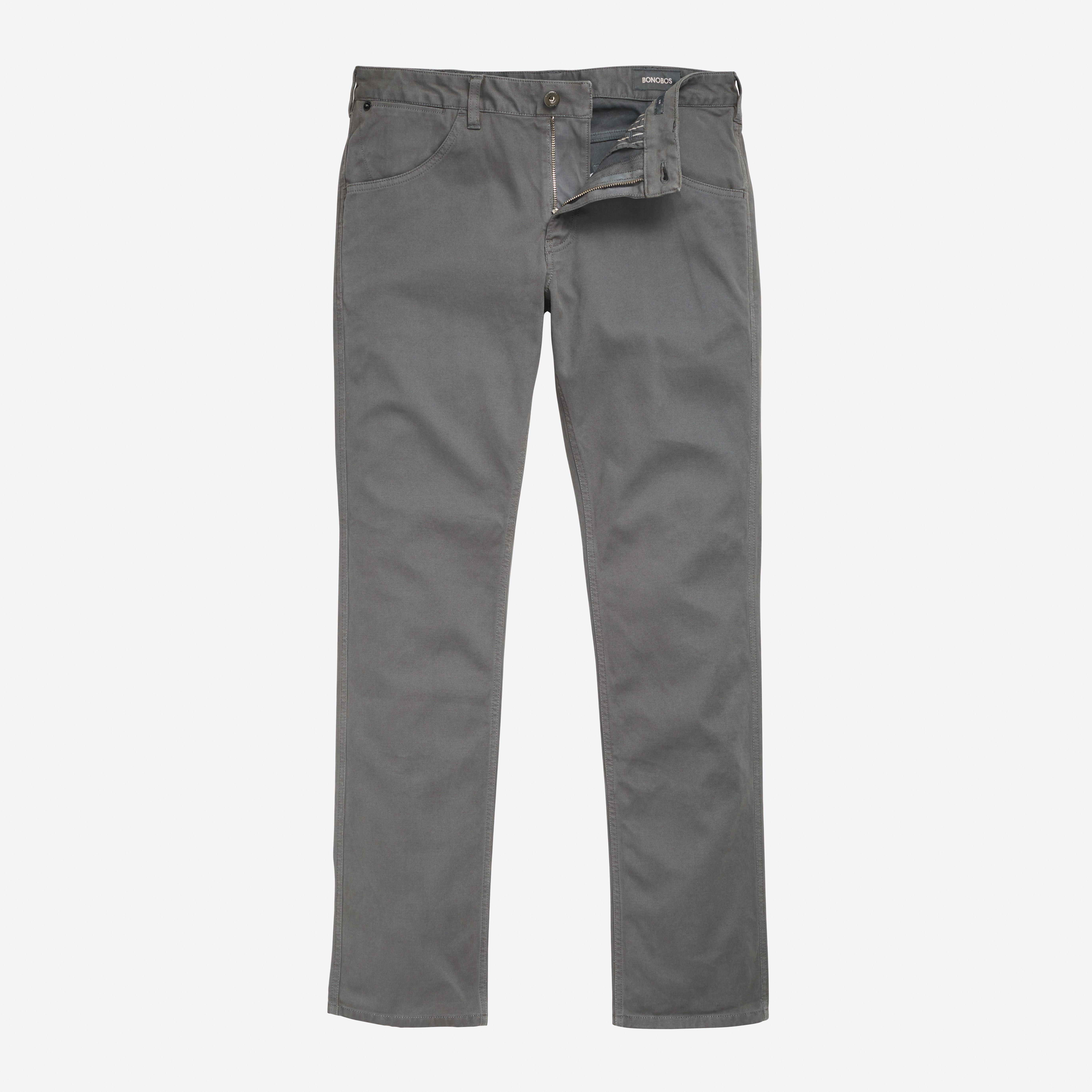5-Pocket Bedford Pants