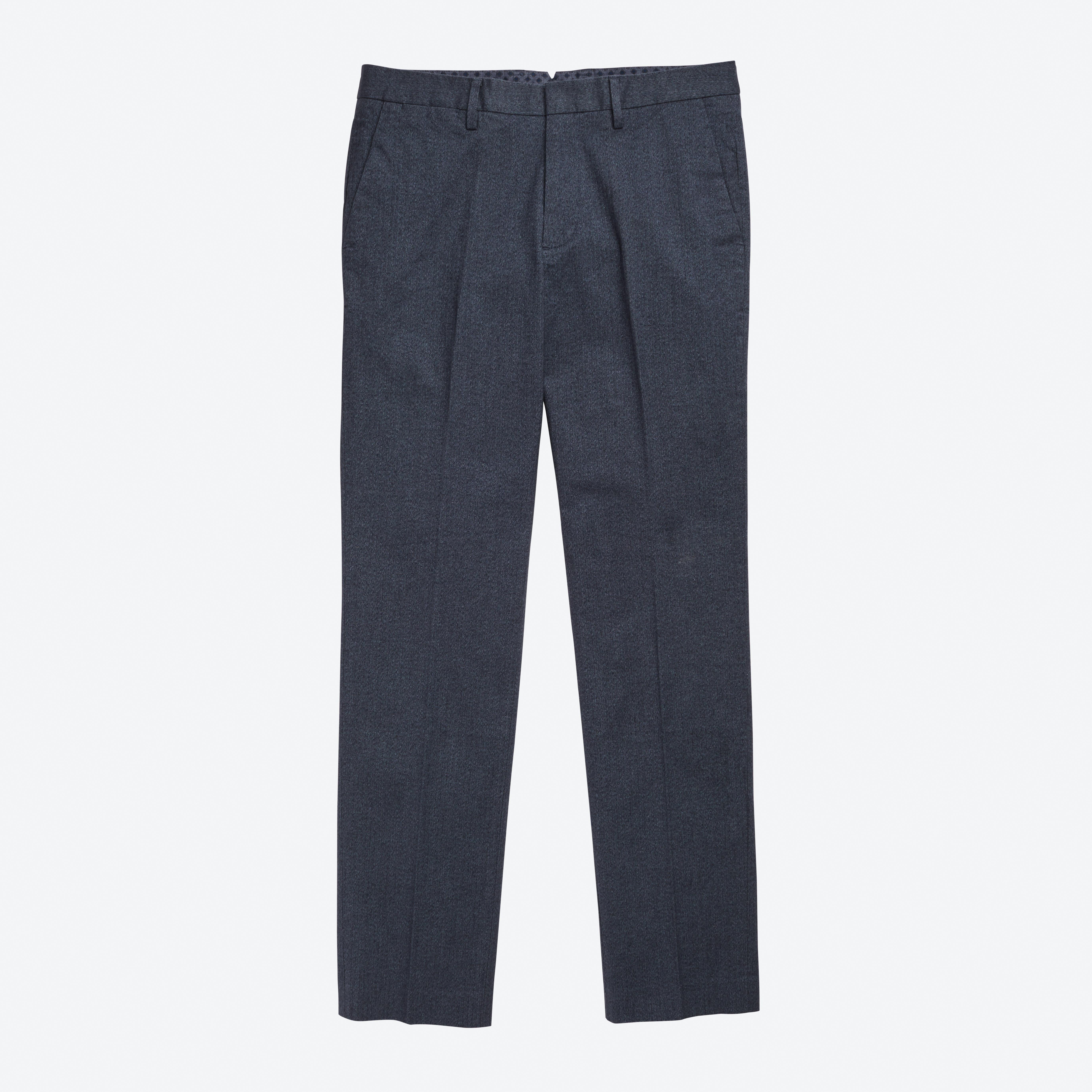 Stretch Cotton Dress Pants