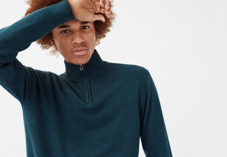 Men's Sweaters & Fleece - Merino, Wool, Cotton & Cashmere | Bonobos