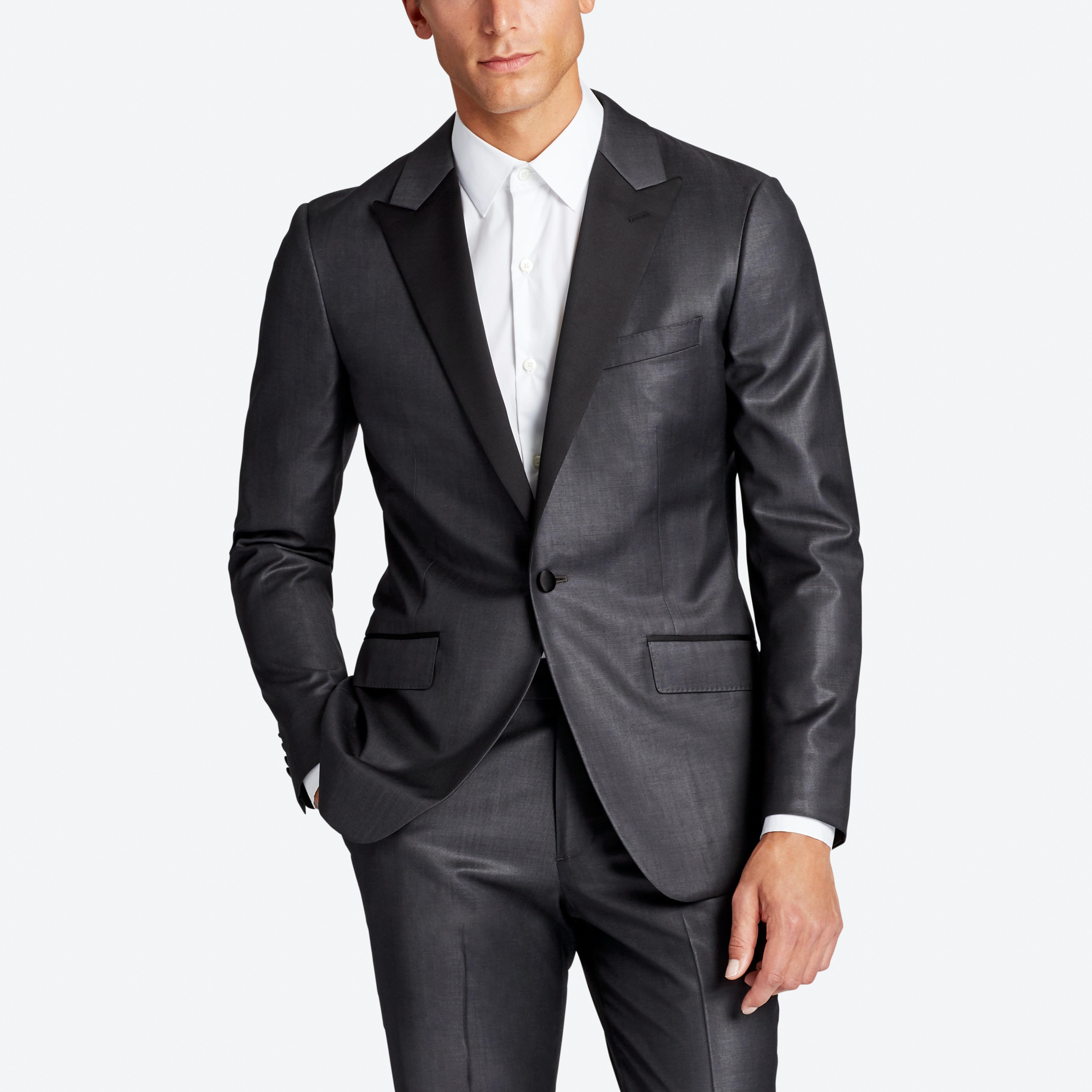 Capstone Italian Wool Tuxedo Jacket thumbnail