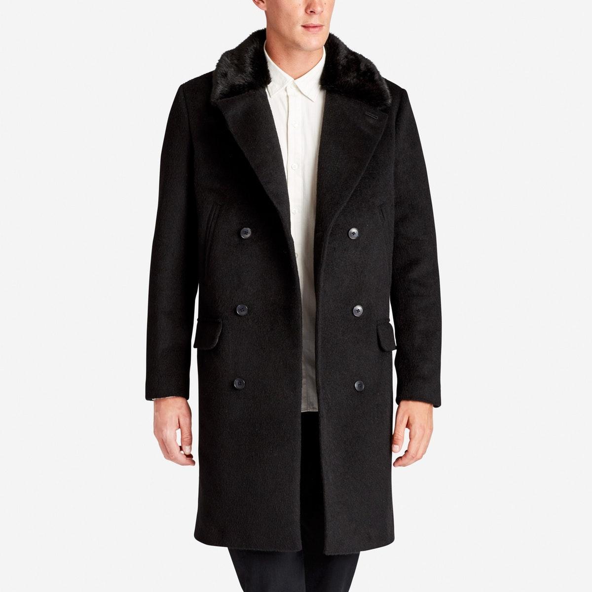 The Shearling Top Coat