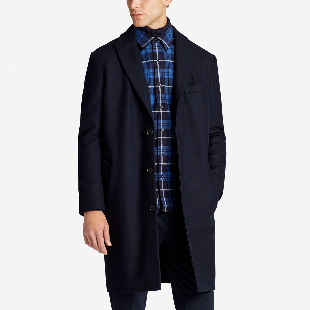 The Oversized Topcoat