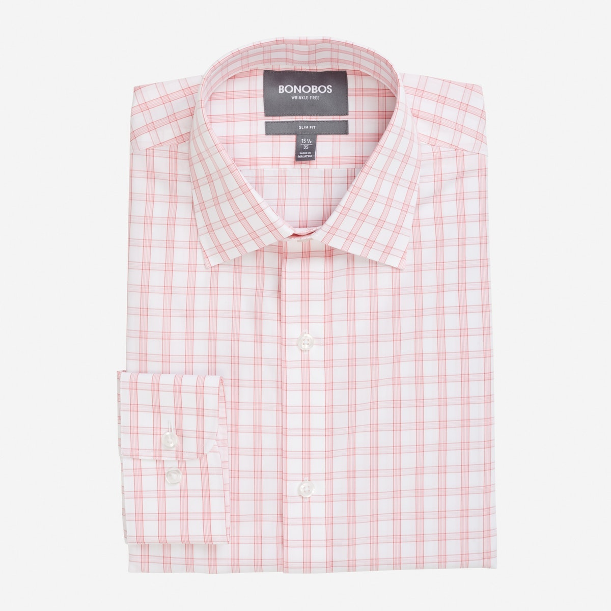 Daily Grind Wrinkle-Free Dress Shirt