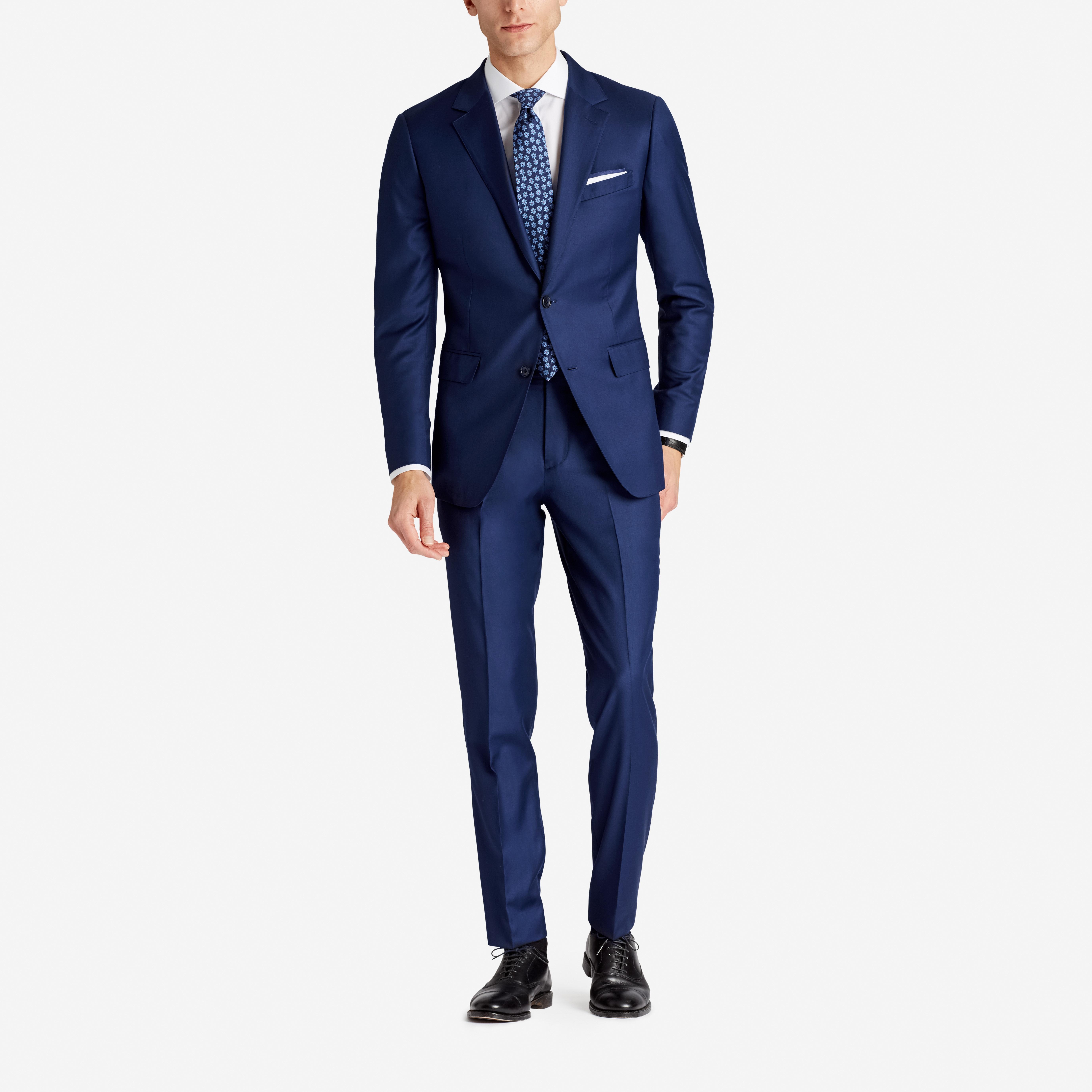 Premium Italian Wool Suit