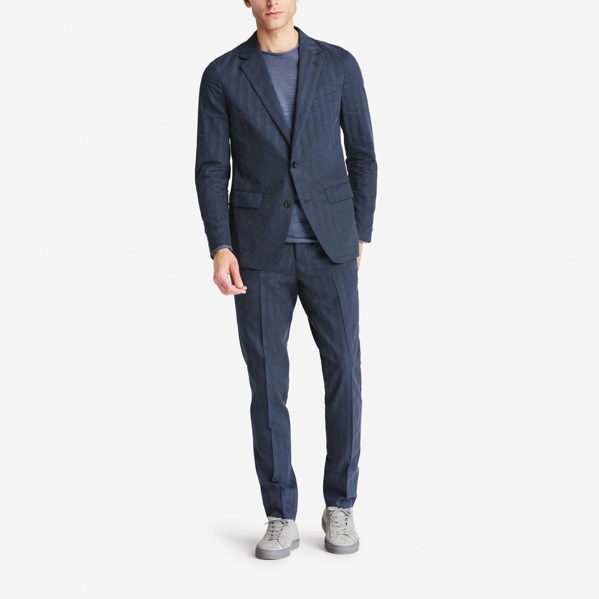 Lightweight Italian Cotton Suit