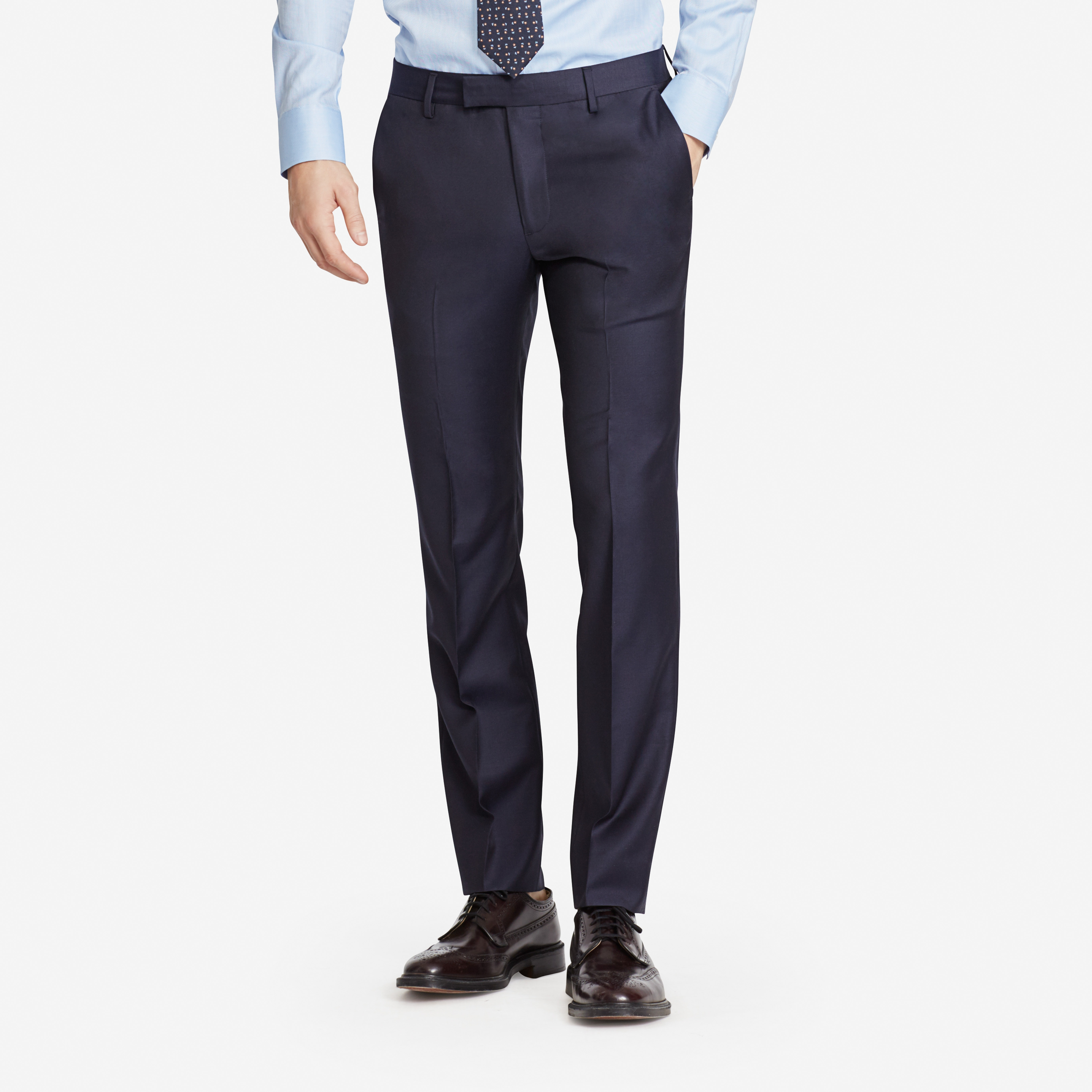 Capstone Italian Wool Suit Pant thumbnail