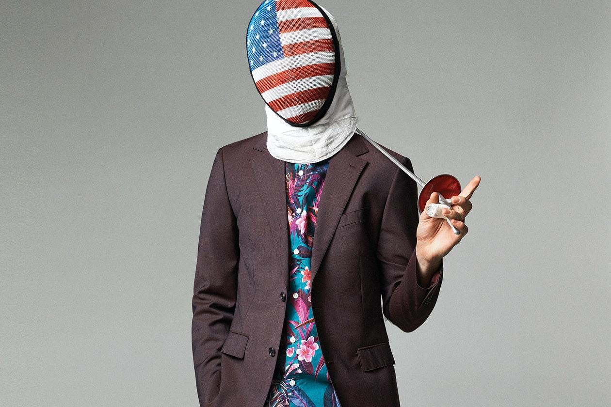 Lightweight Italian Wool Suit Hero Image