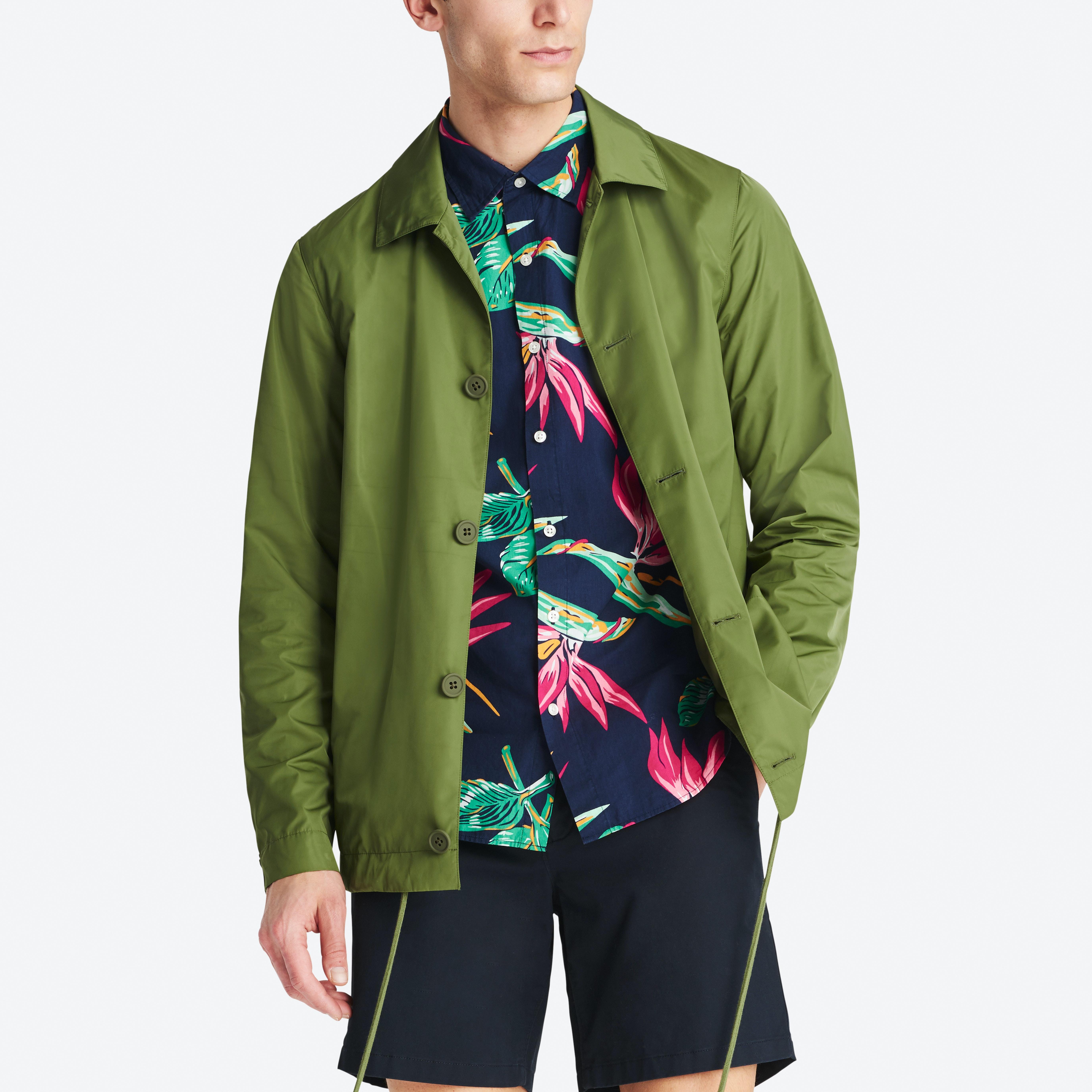 The Coach's Jacket