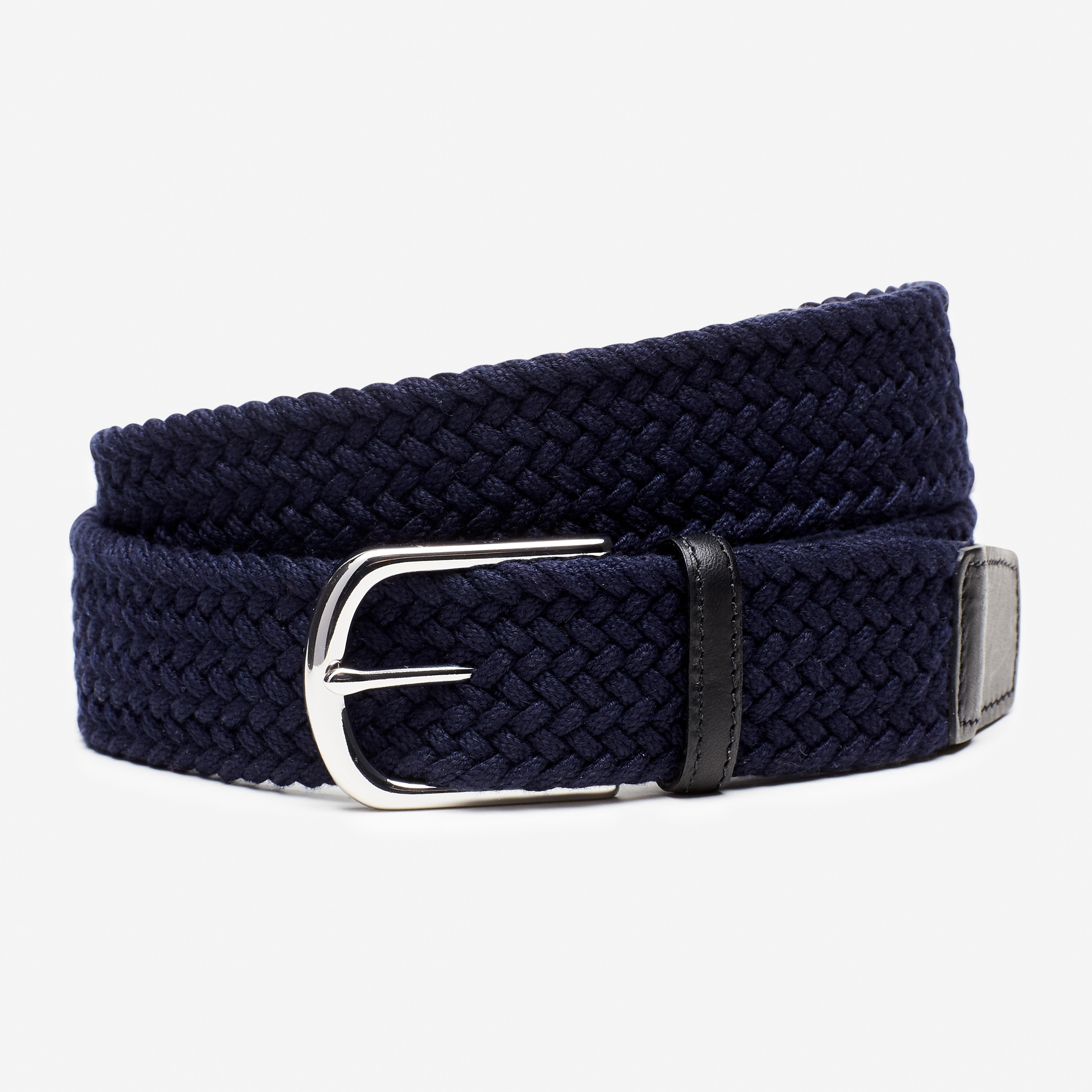 Casual Woven Belt