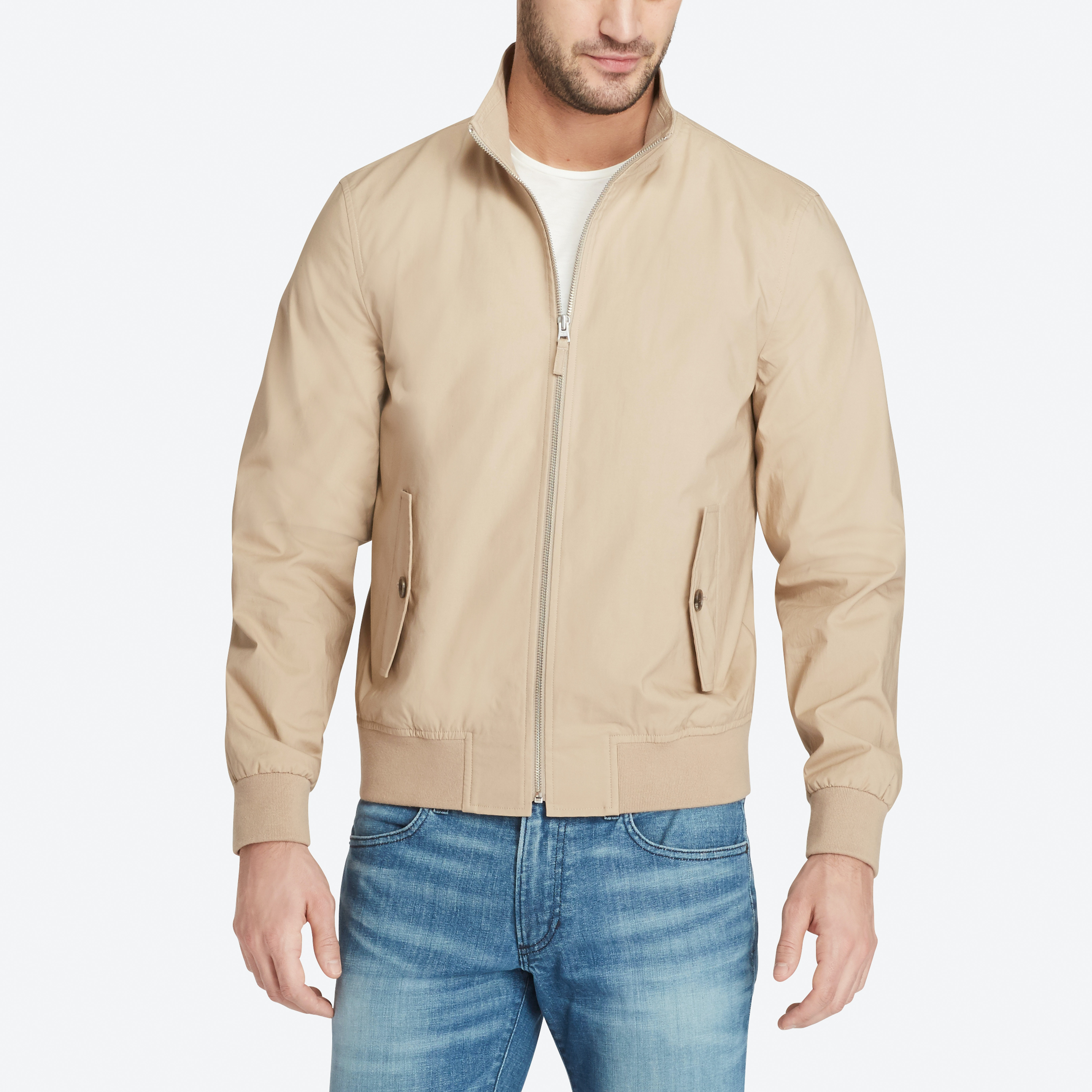 The Cotton Bomber Jacket
