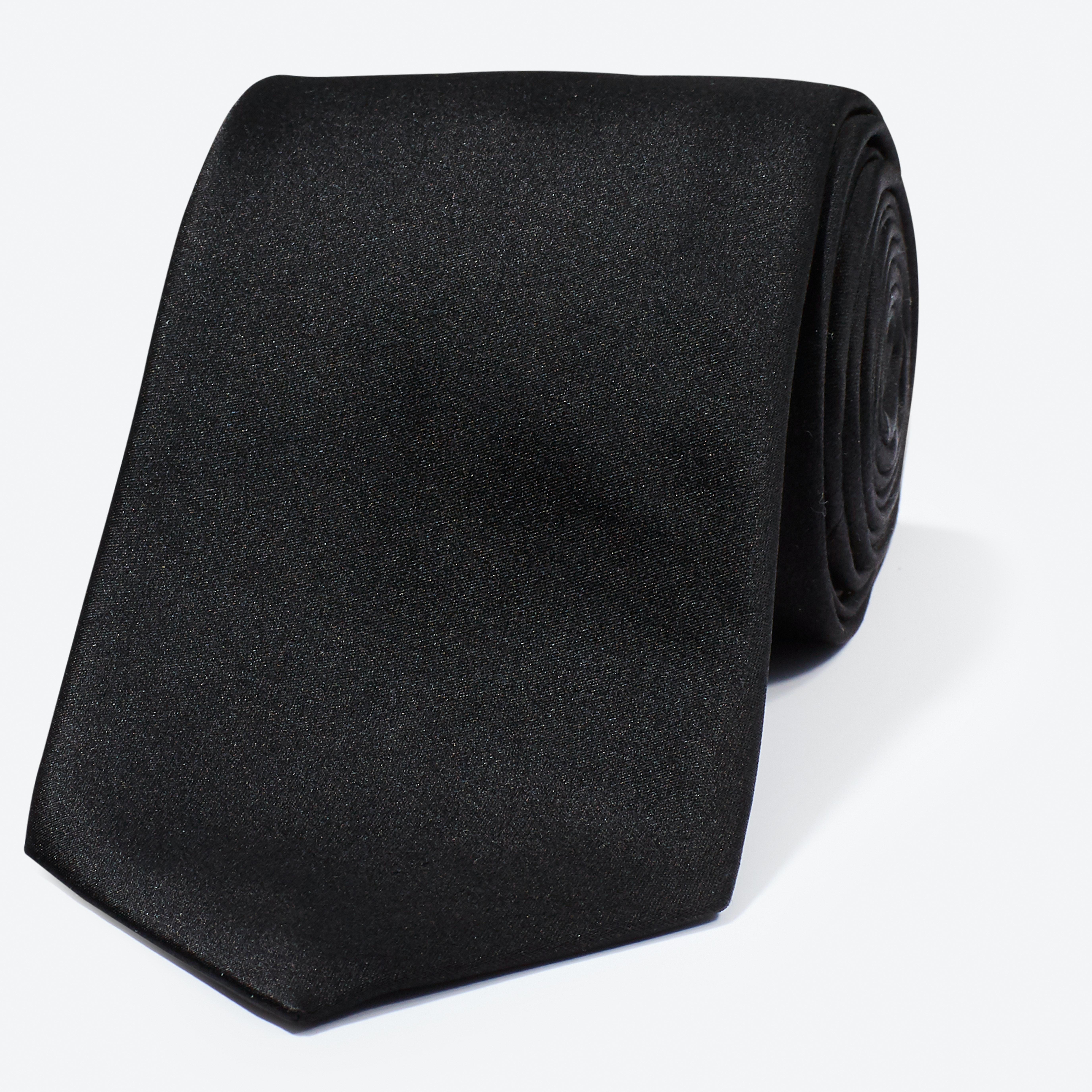Satin Tuxedo Necktie