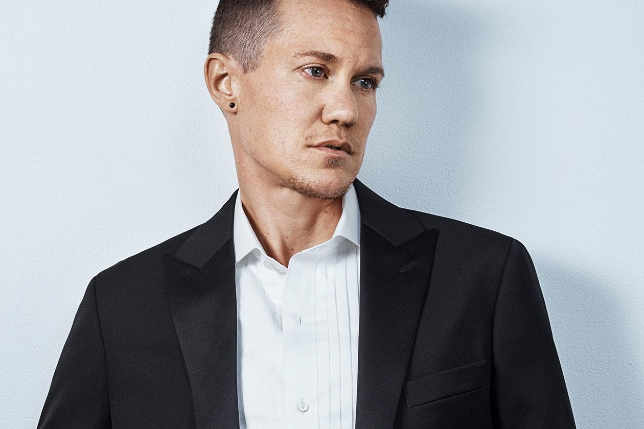 Tuxedo Shirts Hero Image