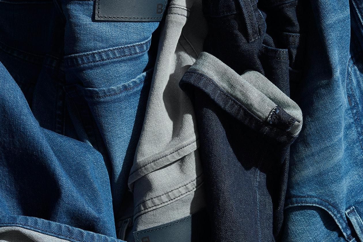 Premium Stretch Jeans Hero Image