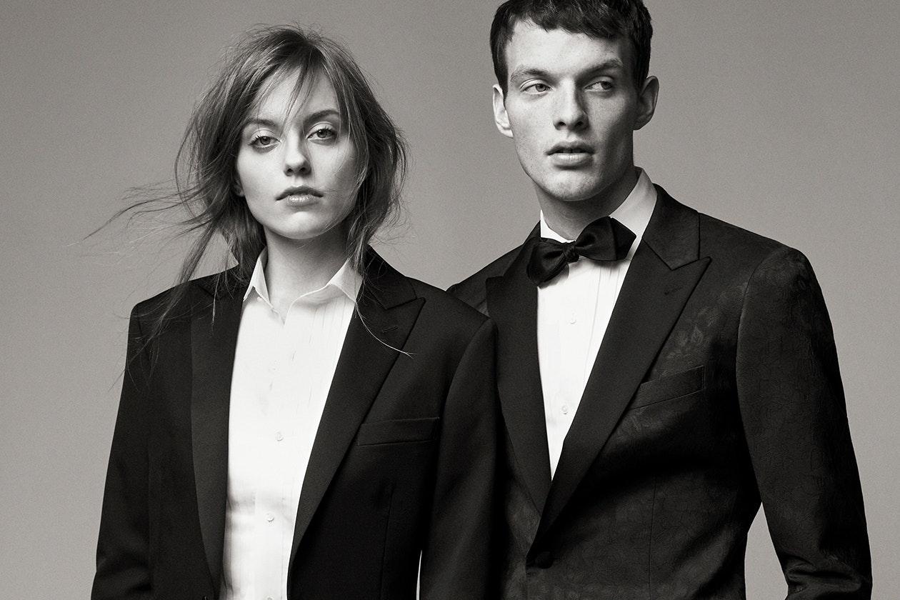 Editorial photo for Tuxedo Blazers category