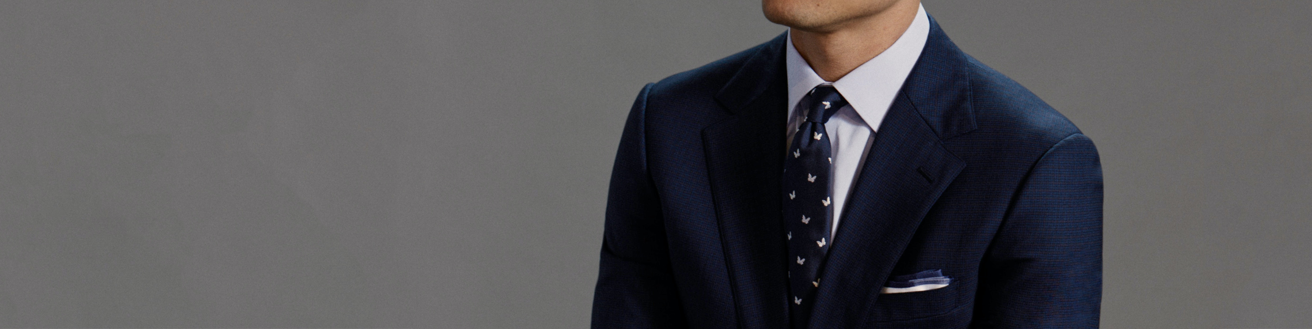 Ties & Pocket Squares Hero Image