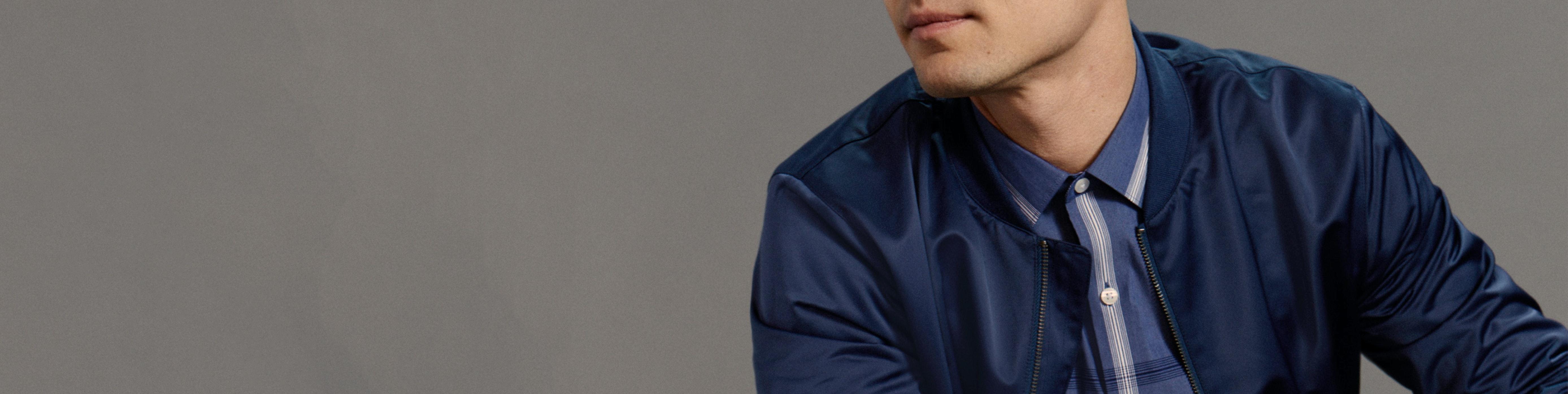 Shirt Jackets Hero Image