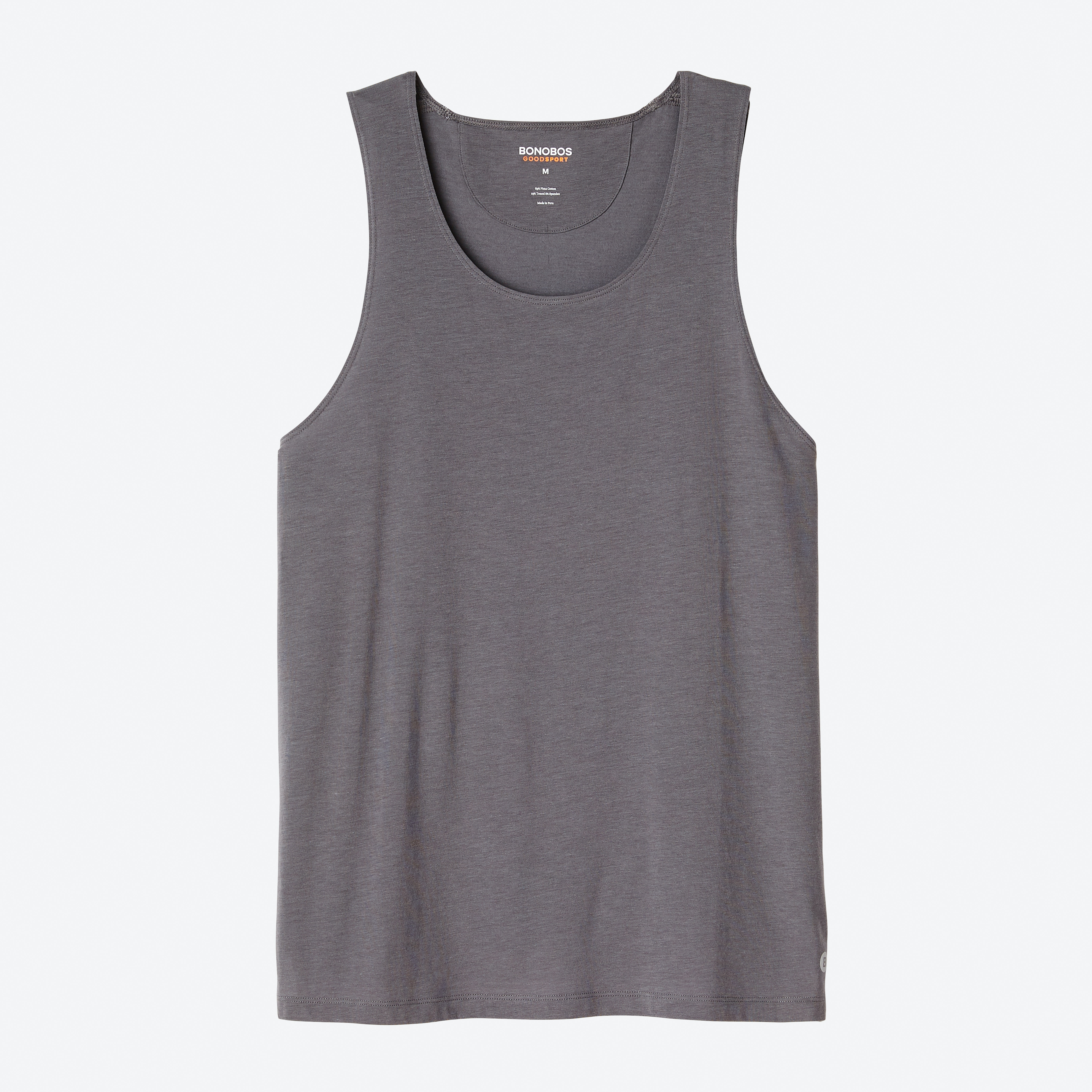 Stretch Pima Tank