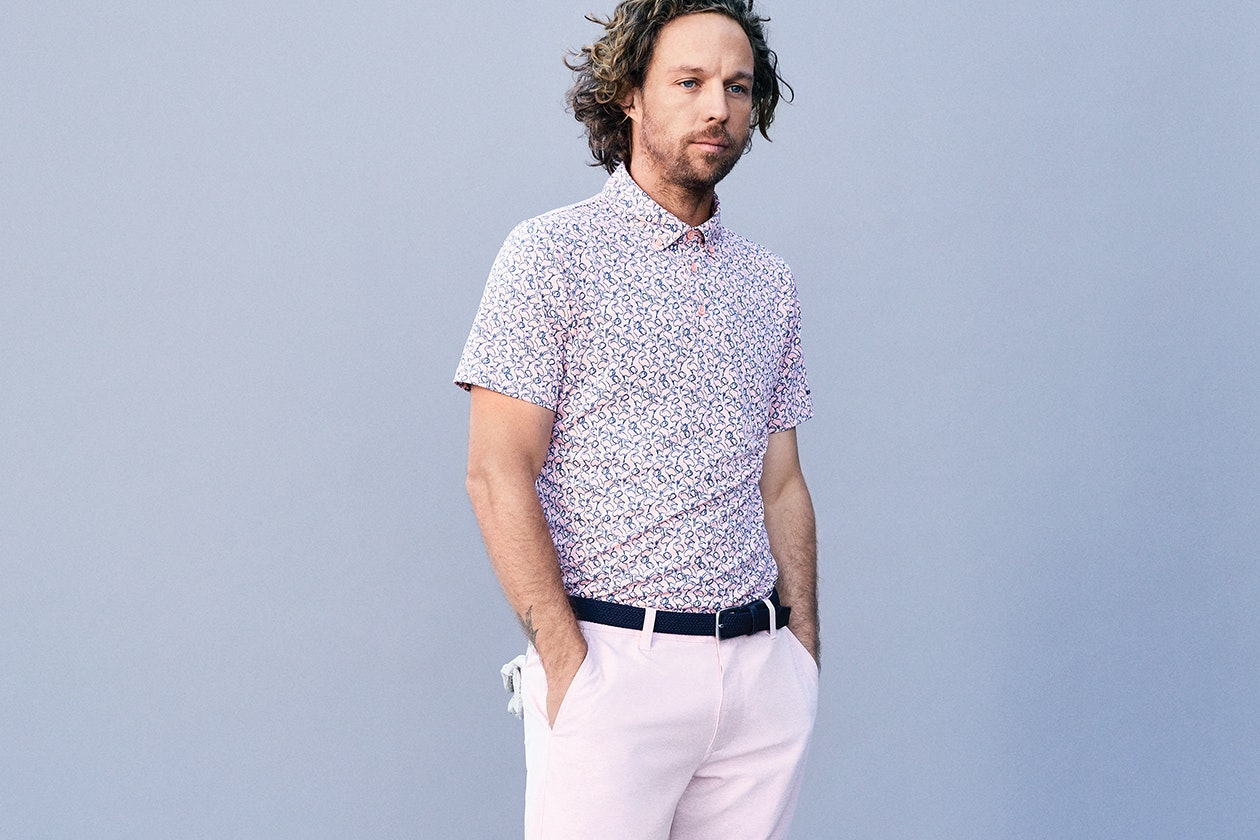 Flatiron Golf Polo Hero Image