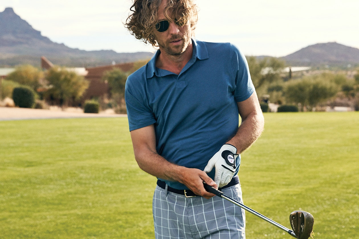 Editorial photo for Highland Golf Pants category