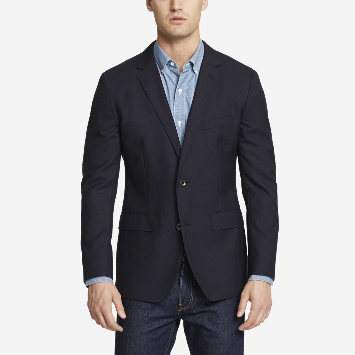 Foundation Italian Wool Blazer