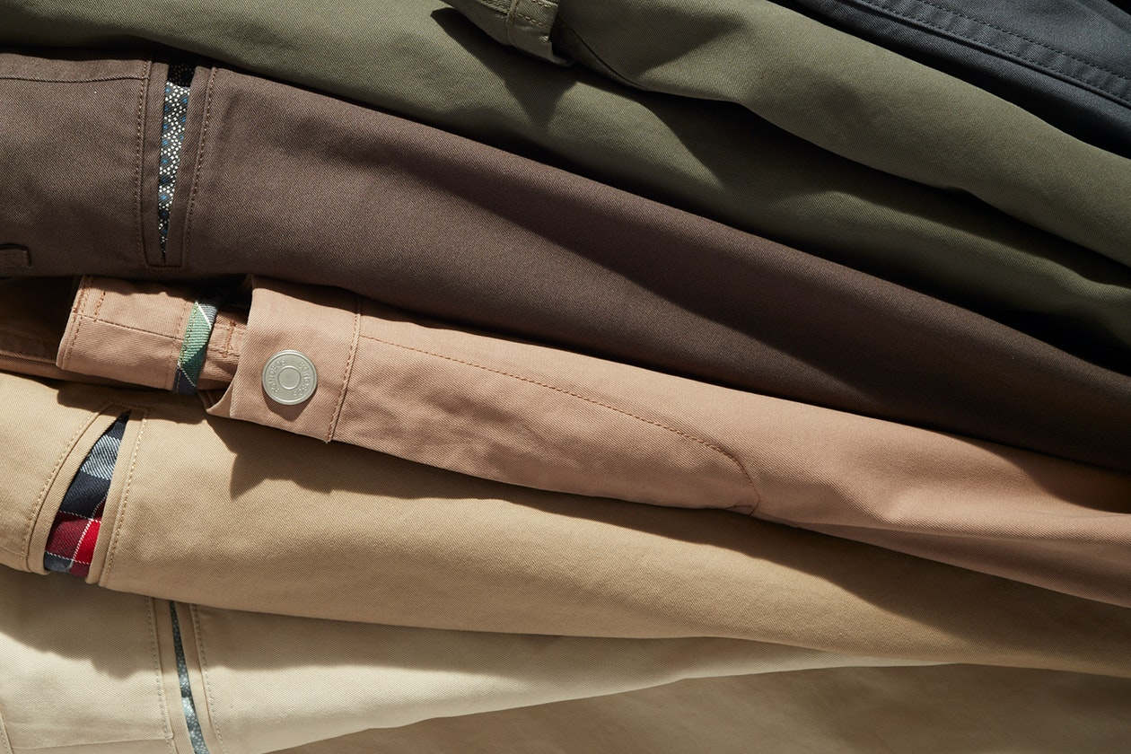 Editorial photo for Washed Chinos category