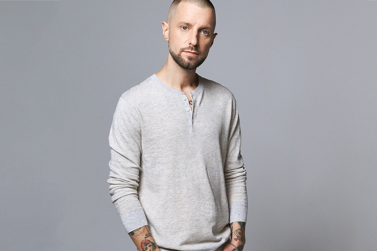 Editorial photo for Cotton Linen Henley category