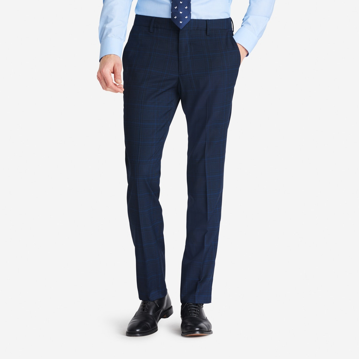 Jetsetter Stretch Italian Wool Suit Pant