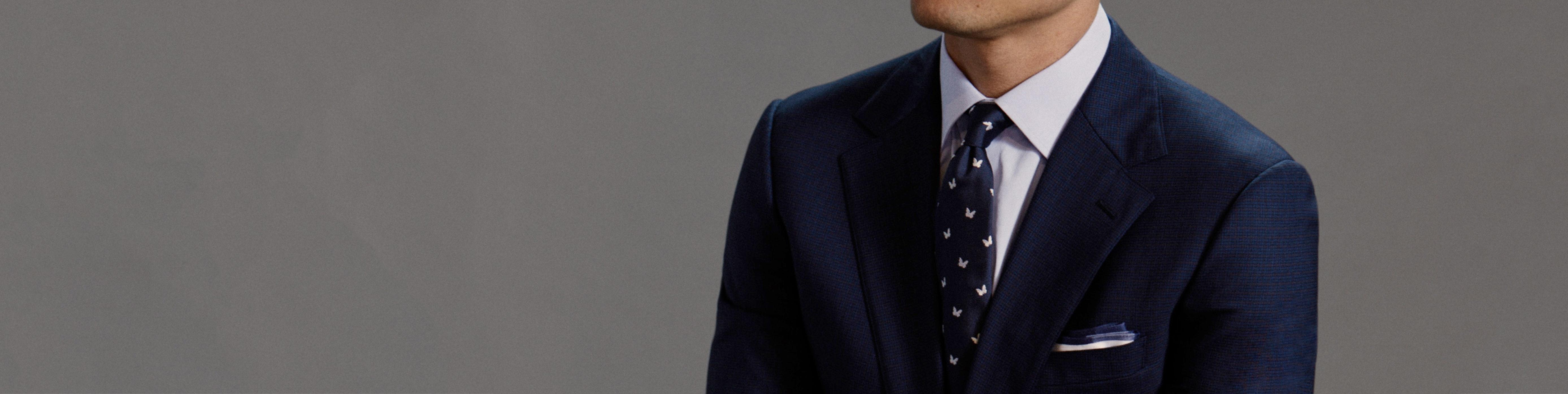 Tie & Shirt Pairings Hero Image