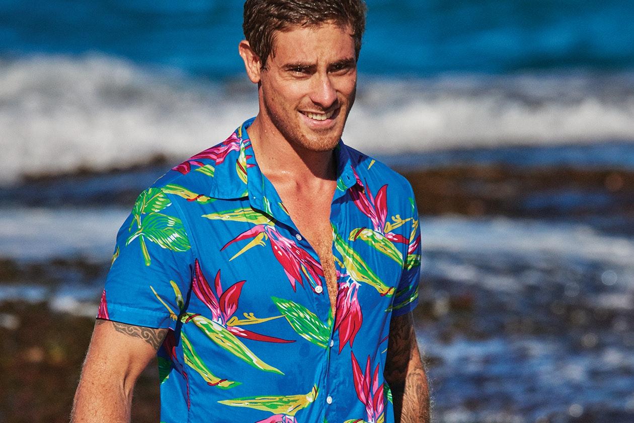 Riviera Short Sleeve Shirts Hero Image