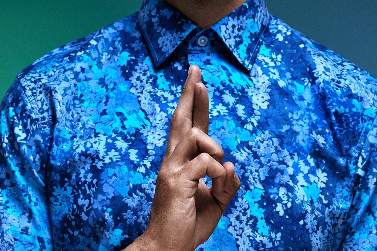 Jetsetter Short Sleeve Dress Shirt Hero Image
