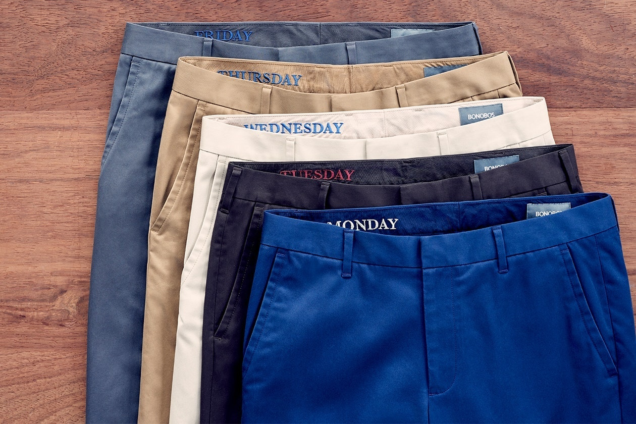 Weekday Warrior Dress Pants Hero Image