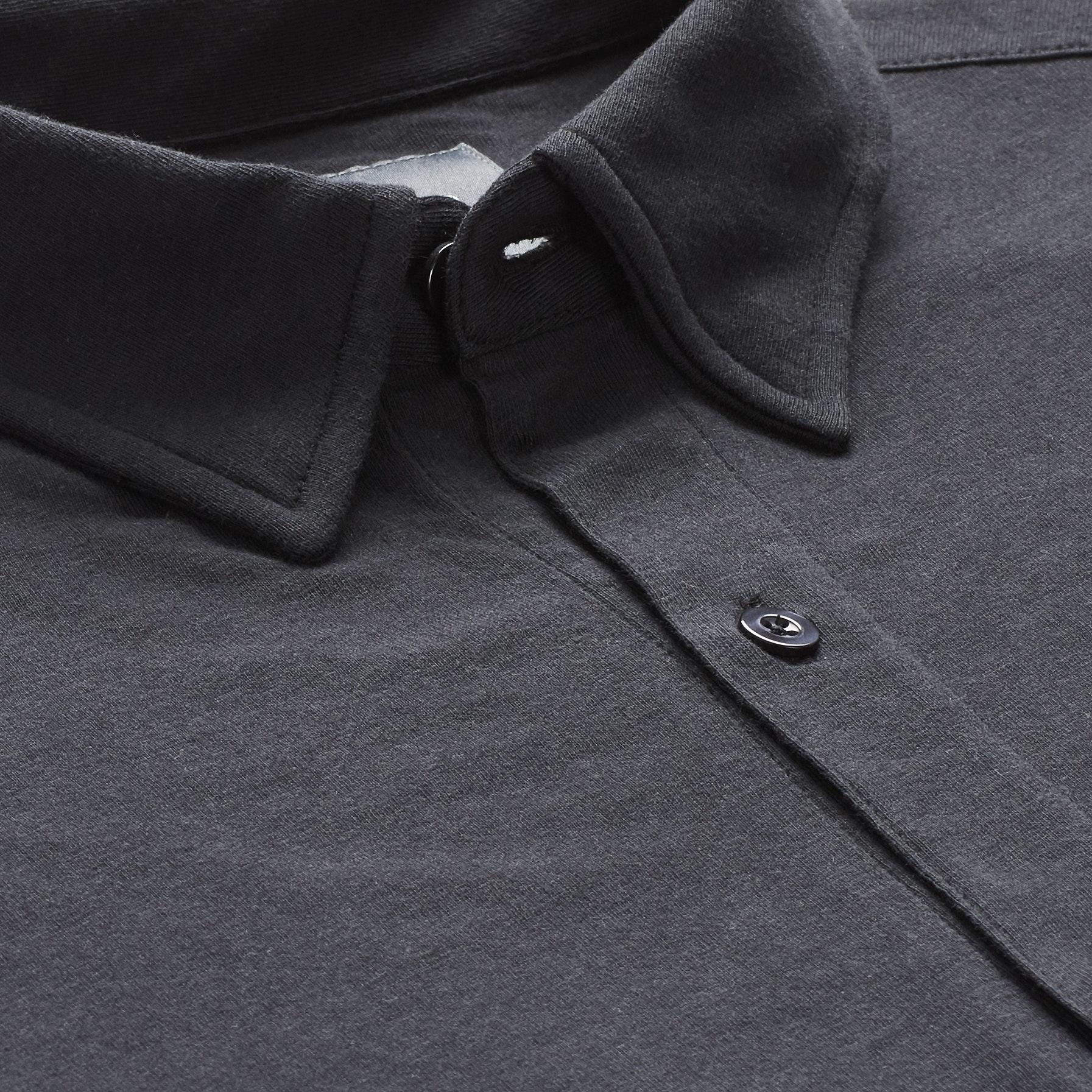 T-Shirt Button-Down