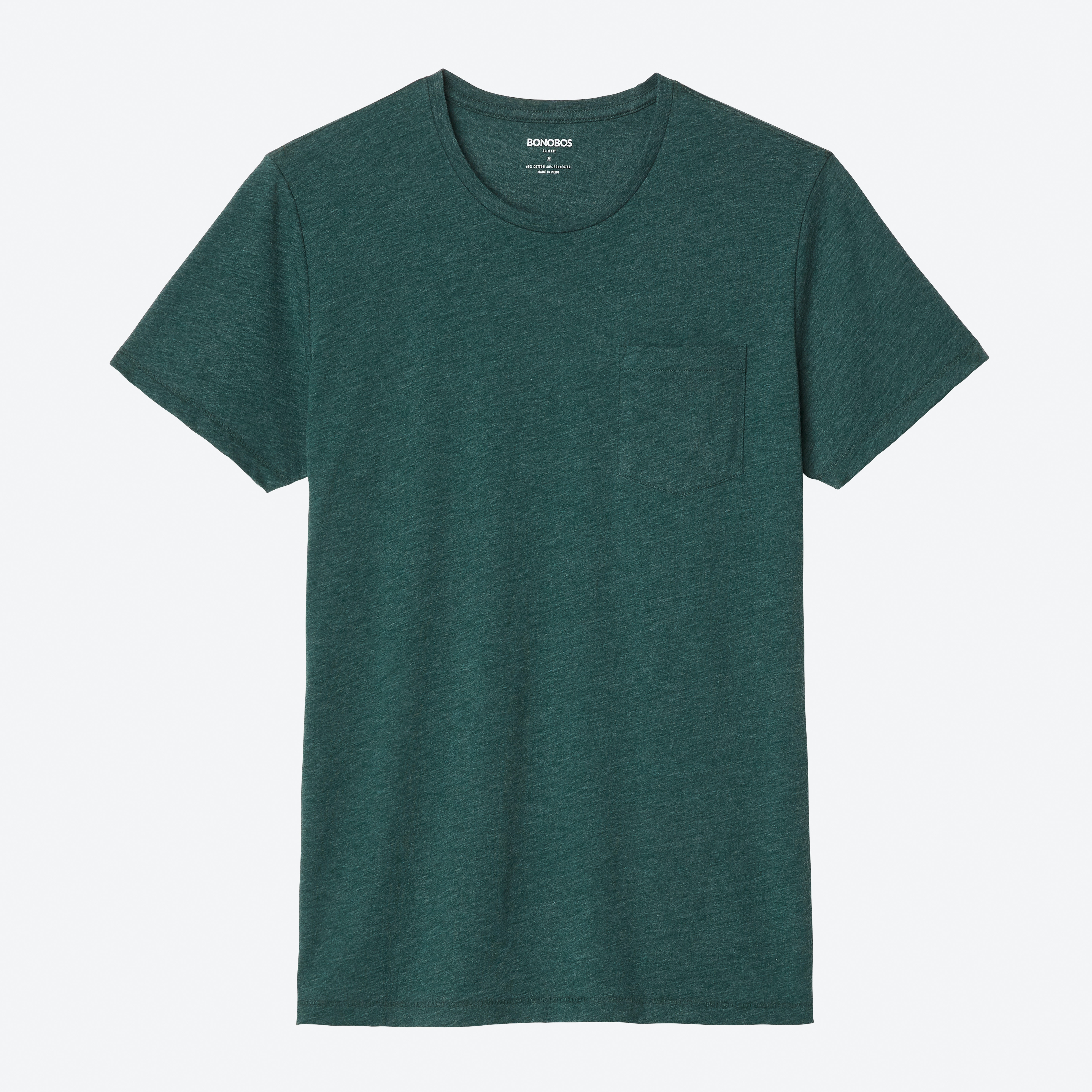 Yarn Spun Pocket Tee