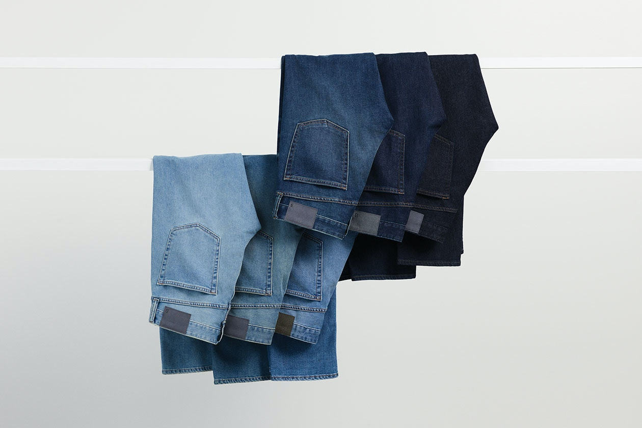 Summer Weight Jeans Hero Image