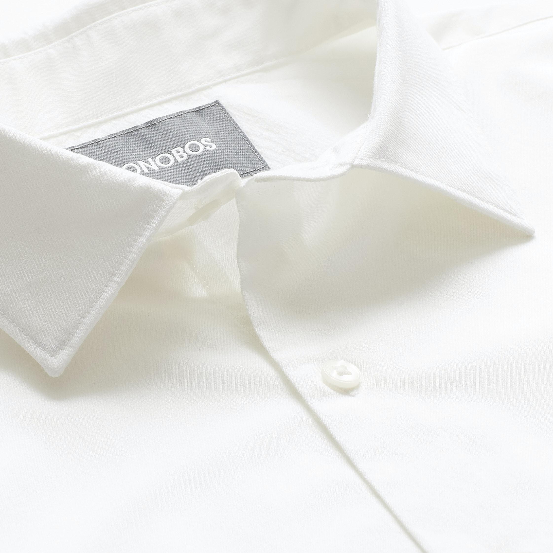 Short Sleeve Unbutton Down