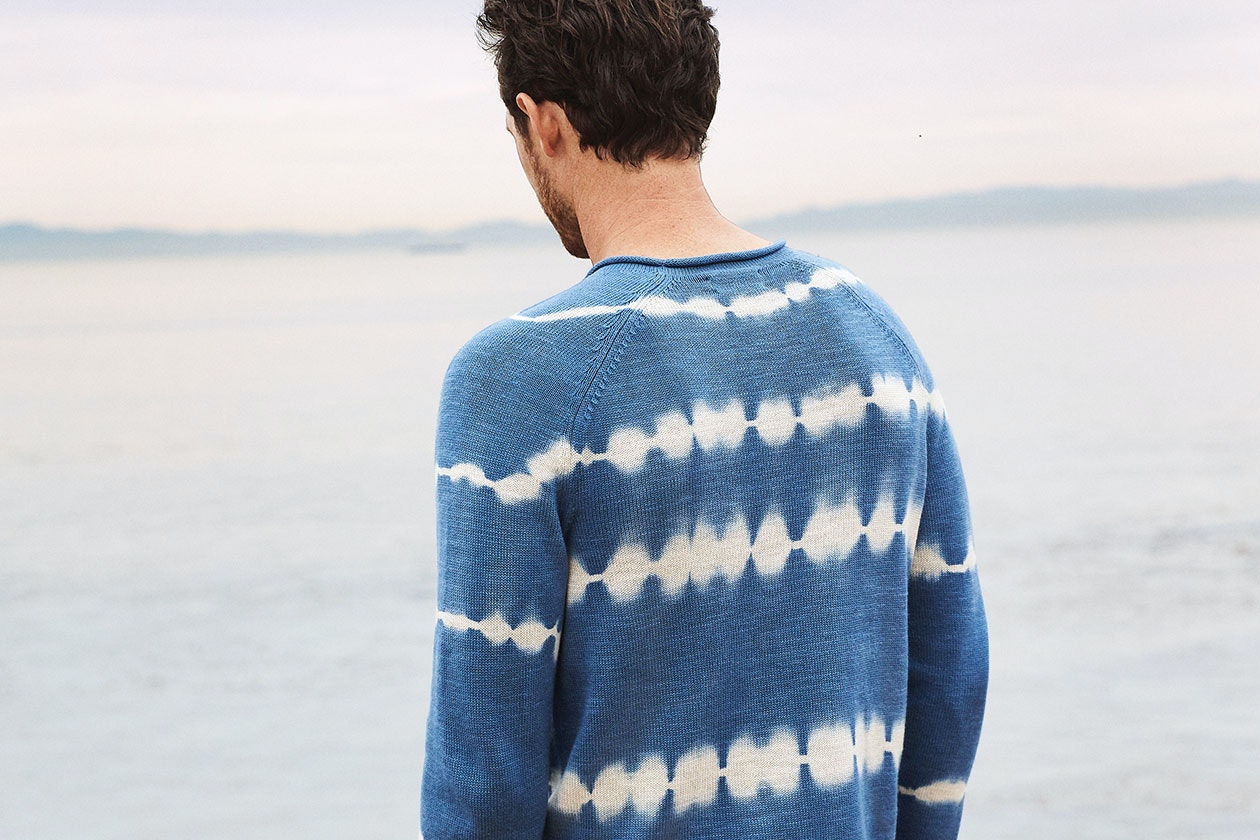 Editorial photo for Cotton Linen Roll Neck Sweater category