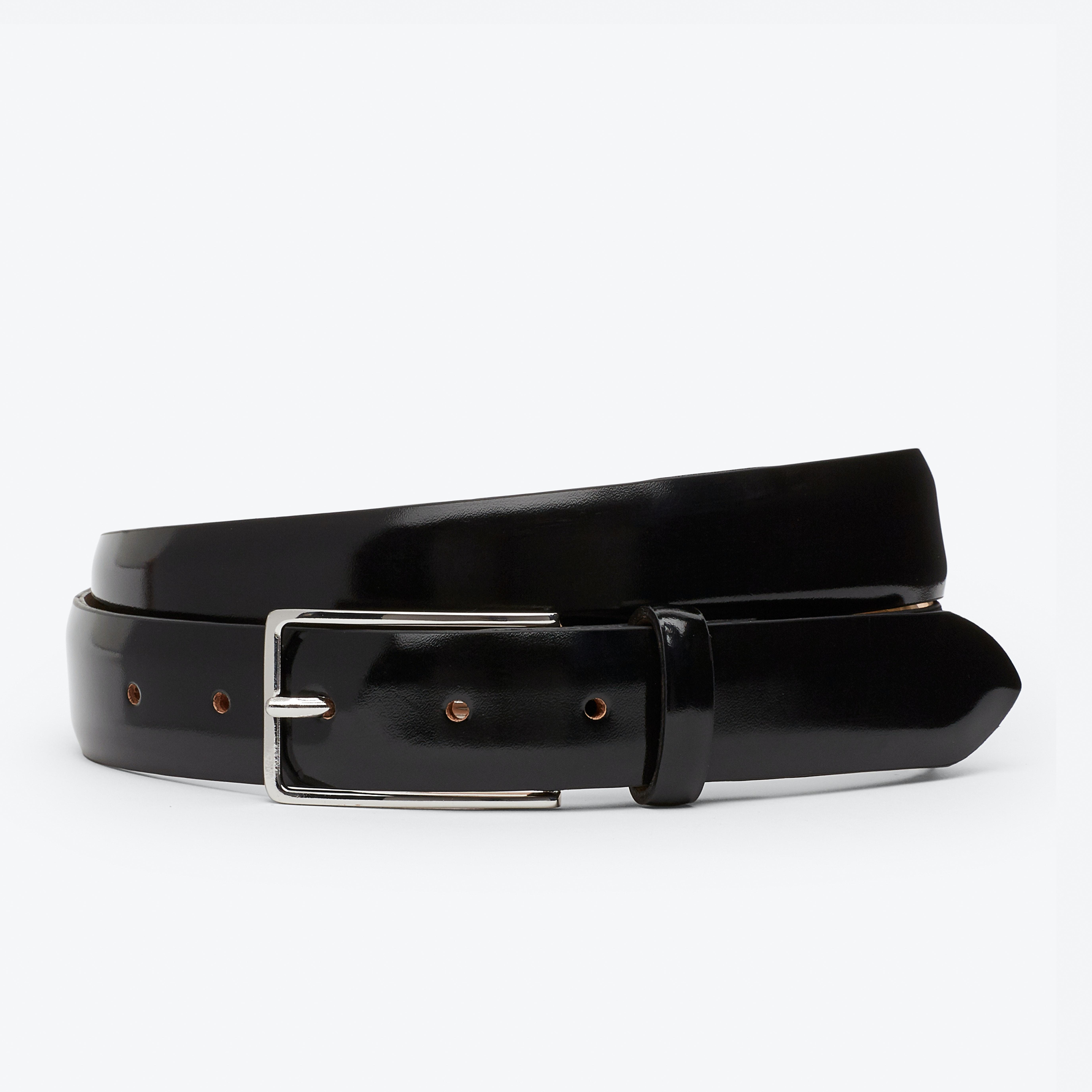 Premium Leather Dress Belt