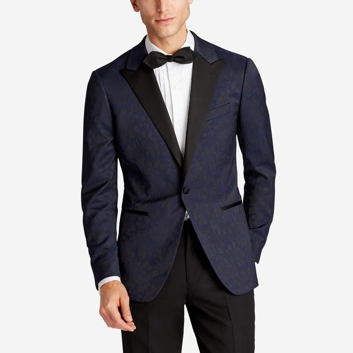 Capstone Italian Wool Tuxedo Jacket